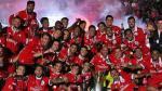 André Carrillo celebró nuevo título con el Benfica, a pesar de no jugar por lesión [FOTOS] - Noticias de vitoria guimaraes