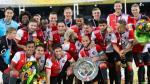 Con Renato Tapia en la banca, el Feyenoord consiguió la Supercopa de Holanda [FOTOS] - Noticias de premier league