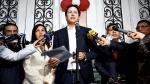 Fuerza Popular no postulará candidato al Tribunal Constitucional y apoyará al que logre consenso - Noticias de juan villanueva villanueva