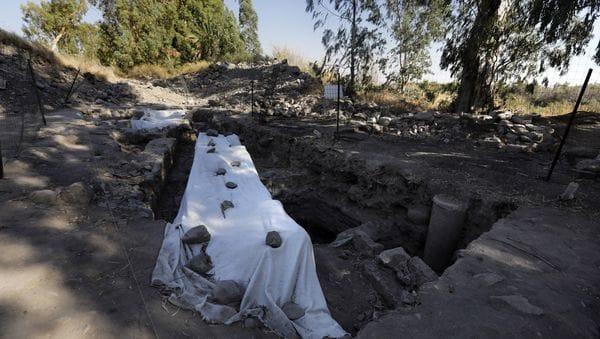 Israel: Arqueólogos creen haber encontrado el lugar de nacimiento de san Pedro. (AFP)