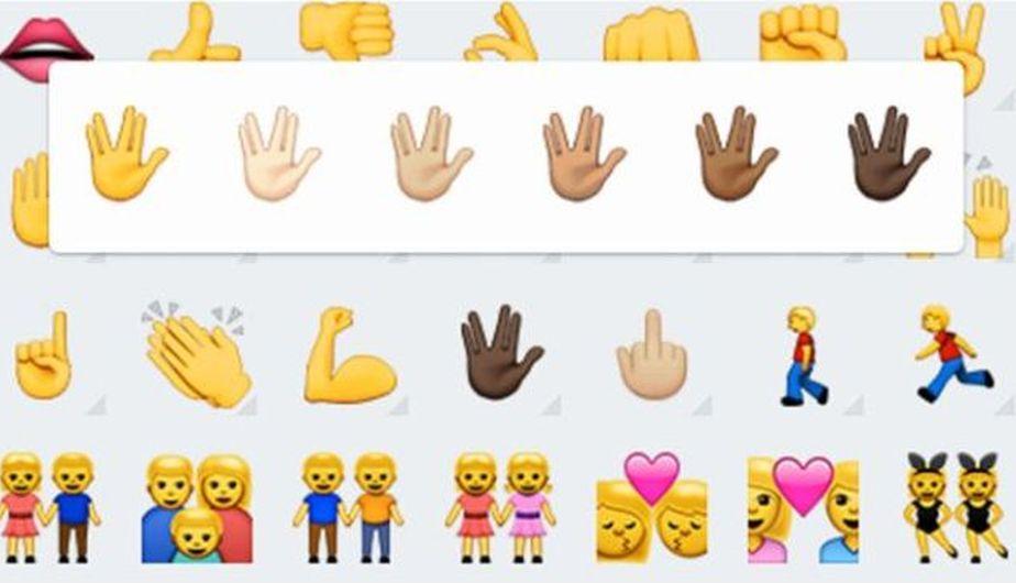 En el 2018, 67 nuevos 'emojis' integrarán la larga lista de estas pequeñas figuras en WhatsApp.