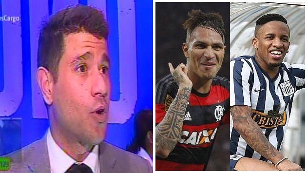 """""""Los futbolistas se chacotean"""", dijo Yaco Eskenazi."""