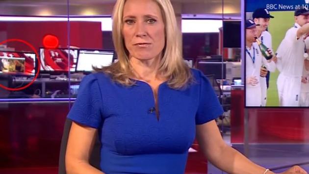 Esta no es la primera que ocurre un incidente en la cadena londinense