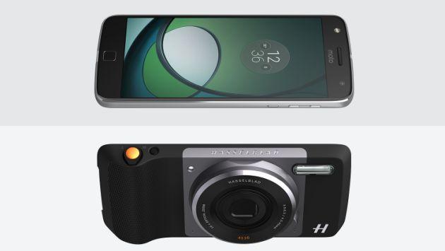 Conoce el nuevo Moto Z2 Play, lo nuevo en smartphones de Motorola (Difusión)