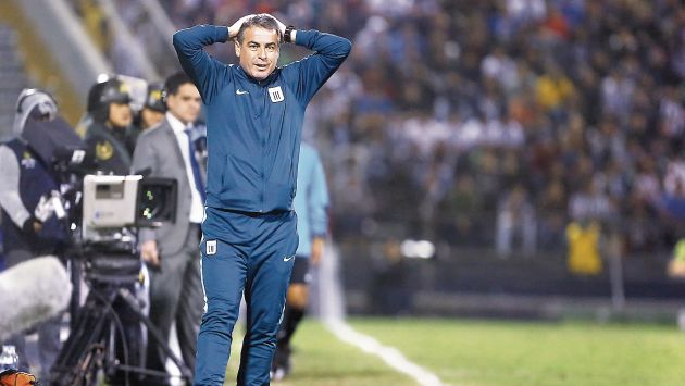 Alianza Lima: Pablo Bengoechea se refirió al caso del jugador del Real Garcilaso (USI)