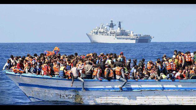 De los 300 migrantes, 180 son procedentes de Somalia y Etiopía (Diario La Prensa).