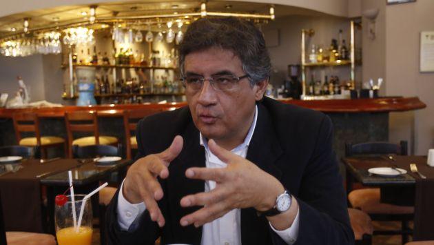 Sheput cree que se puede revertir la tendencia decreciente del presidente (Perú21).