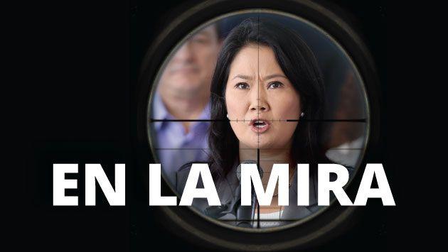 Brasil confirmó a Fiscalía peruana la existencia de anotación de Odebrecht sobre Keiko Fujimori. (USI)