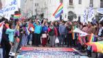 Huelga del sector docente sigue pese a anunciados descuentos - Noticias de ica