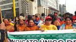 Dirigente del Sutep de Satipo niega que en la huelga de profesores haya infiltrados del Movadef - Noticias de abancay