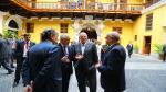 PPK participa de reunión de cancilleres que analiza situación de Venezuela - Noticias de la luna