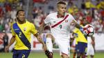 """Selección peruana: """"Paolo Guerrero llegará al partido con Ecuador"""" - Noticias de flamengo"""