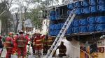 Indecopi inició procedimiento sancionador contra Green Bus por accidente en el Cerro San Cristóbal - Noticias de cerro san cristóbal
