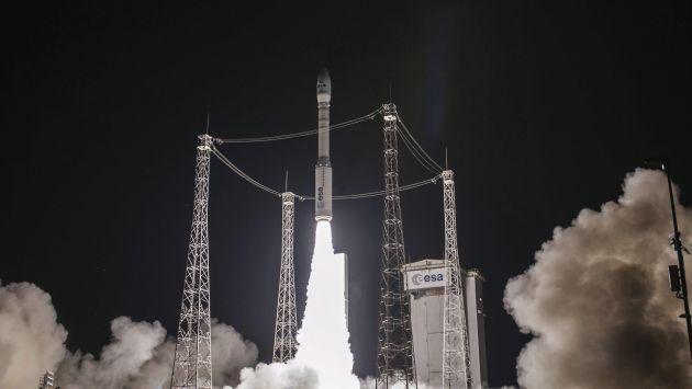 UNI construirá cohetes para mandar satélite peruano al espacio con el apoyo de Francia (Referencial/EFE)