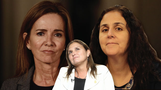 Martens, Garía y Pérez Tello en la mira, según encuesta.