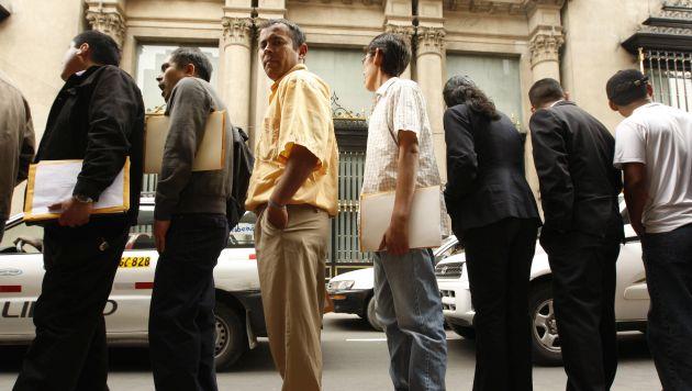 El 71% de peruanos sostiene que sus ingresos no le alcanzan para satisfacer sus necesidades. (USI)