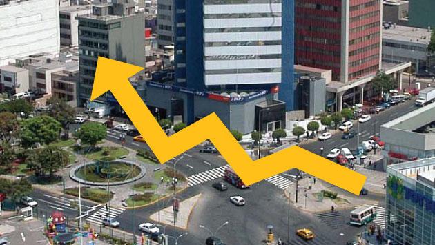 El impulso que comienza a tomar la región, se debe, en parte, al repunte en los precios de las materias primas.