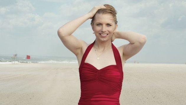 Chelsea Manning, la exsoldado del escándalo de Wikileaks, posa para la revista Vogue (Twitter/@xychelsea)