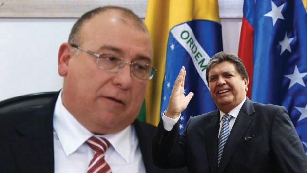 No es la primera vez que Alan García cuestiona al embajador de Venezuela en Perú.