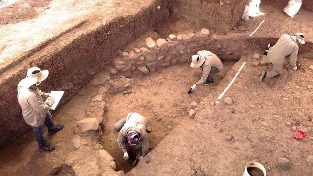 Cusco: Descubren muro circular de más de 3000 años de antigüedad en zona arqueológica (Ministerio de Cultura del Cusco)