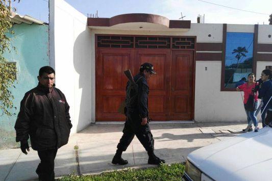 Hampones atacaron a su víctima cuando salía de su casa. (USI)