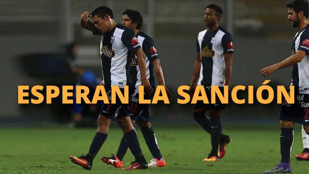 Alianza Lima y Real Garcilaso continúan a la espera de la decisión final por parte de la ADFP.