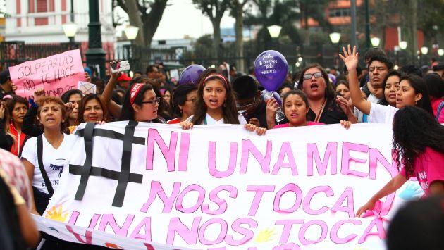 #NiUnaMenos: A un año de la marcha, lo avanzado aún es poco (USI)