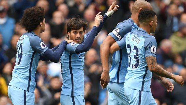 El Manchester City empieza la temporada como visitante. (AFP)