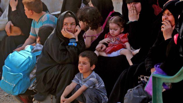 Conflicto entre el gobierno de Bashar al-Assad y rebeldes ha generado una crisis que afecta a civiles (AFP).