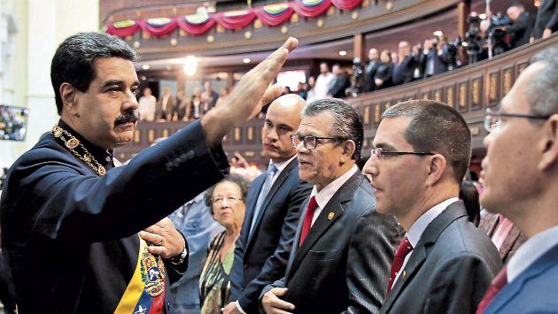 Venezuela: 'Amenaza de Trump pone en riesgo la paz' (Agencias)