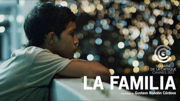 'La familia' de Venezuela recibió el principal premio del Festival de cine de Lima (Difusión).