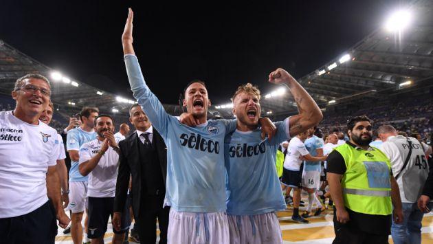 Juventus perdió 3-2 ante Lazio por la Supercopa de Italia. (Reuters)