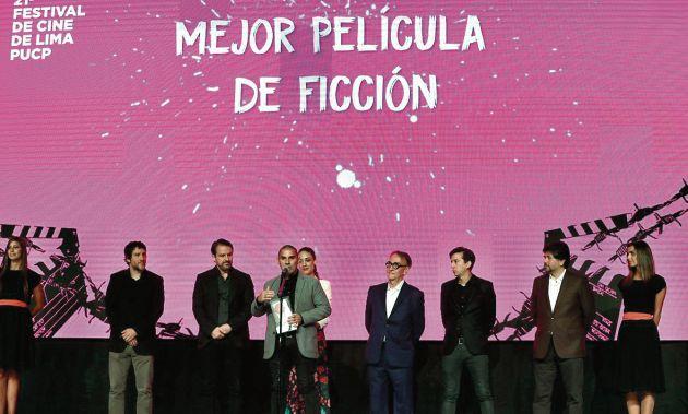 Cinta venezolana ganó premio en el Festival de Cine de Lima (USI)