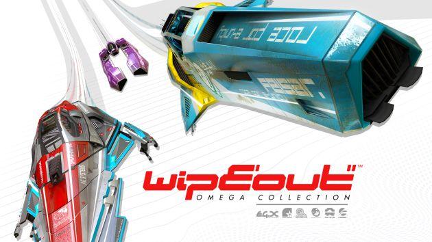 Conoce los detalles de 'WipEout: Omega Collection', lo nuevo de PlayStation 4 (Difusión)