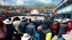 Profesores marcharon en contra del secretario del Suter y la ministra de Educación en Pasco [FOTOS] - Noticias de independencia