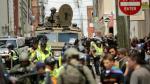 Manifestación de derecha radical dejó tres muertos en Estados Unidos - Noticias de carros