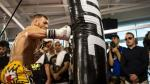 Así entrena Conor McGregor para su gran encuentro ante Floyd Mayweather Jr. [VIDEO] - Noticias de floyd mayweather jr
