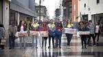 Informe.21: Unos 20 mil venezolanos hallan paz y esperanzas en el Perú - Noticias de johana casas