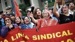 Minedu inició proceso de sanciones a docentes huelguistas - Noticias de ministerio del interior