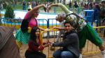 Inauguran 'Pileta del amor eterno' en Villa El Salvador - Noticias de río