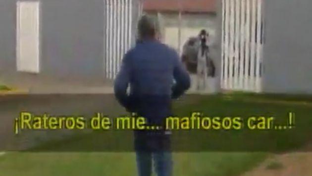 Real Garcilaso perdió seis puntos tras alinear de forma indebida a Carlos Neumann. (América TV)