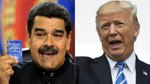 Crece la tensión. (AFP)