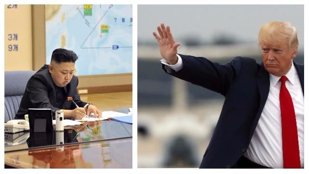 El gobierno de EE.UU. señala que están interesados a lograr el diálogo con Corea del Norte (AP/Efe).