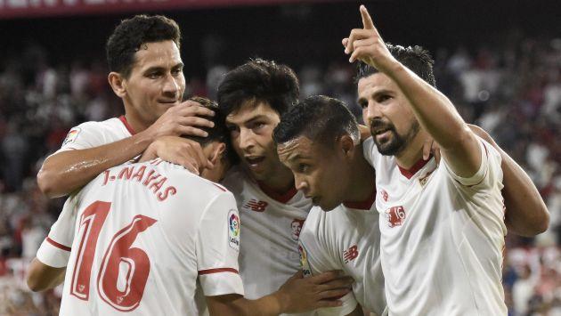 El encuentro de vuelta entre Sevilla y Estambul Basaksehir se desarrollará el próximo martes 22 de agosto sobre suelo español. (EFE)