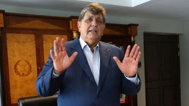 El ex presidente del Perú aprovechó la coyuntura de la huelga de maestros para pronunciarse. (USI)