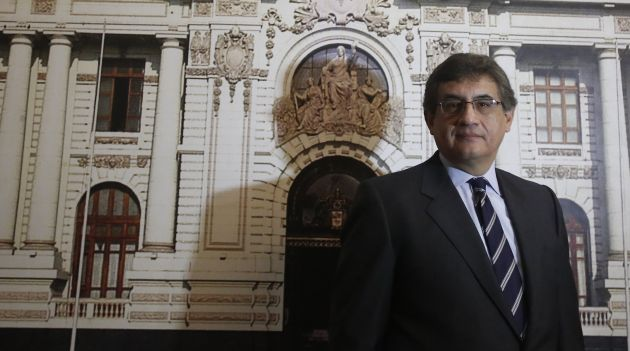 Juan Sheput. (César Campos/Perú21)