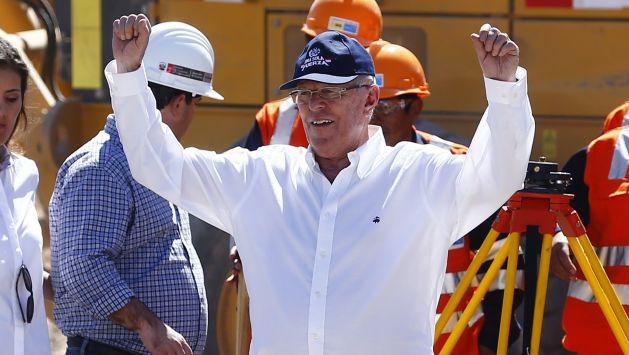 Pulso Perú: PPK lidera ranking de los más poderosos del país. (Perú21)