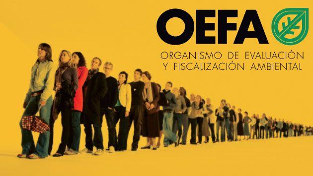 Postula a estas 26 plazas ofrecidas por la OEFA.