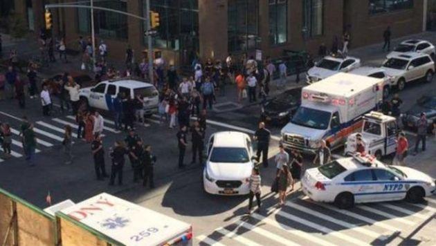 Estados Unidos: Explosión de granada en el centro de Manhattan deja un herido. (Twitter/@FerCanalesF)