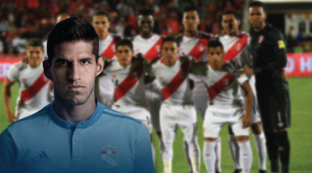 Su presencia se debe a la lesión de Miguel Araujo.